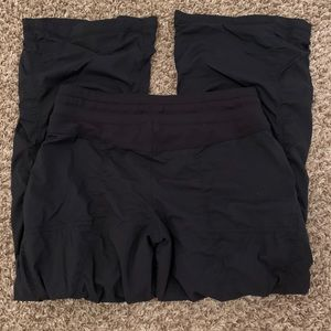Lululemon lined studio pants bottoms size 10 Reg